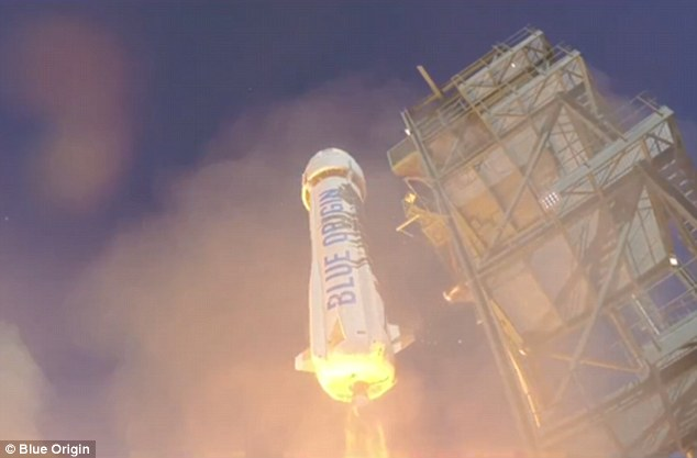 Blue Origin Reusable Rocket Launched And Landed Successfully, Yet Again! 4