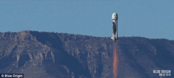 Blue Origin Reusable Rocket Launched And Landed Successfully, Yet Again! 5
