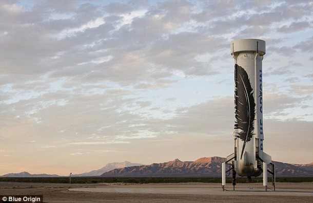 Blue Origin Reusable Rocket Launched And Landed Successfully, Yet Again!