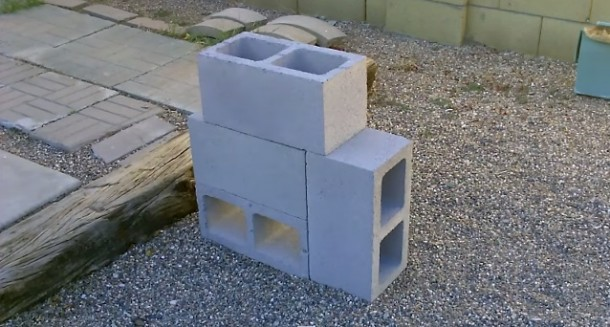 Build Your Own Rocket Stove With A Few Cinder Blocks 3