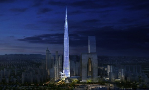 Check Out The Five Tallest Buildings Of The Future 2