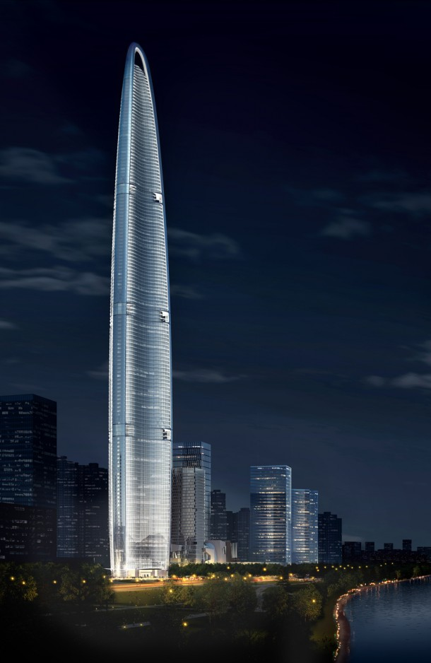 Check Out The Five Tallest Buildings Of The Future 3