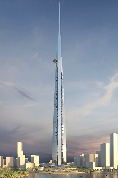 Check Out The Five Tallest Buildings Of The Future