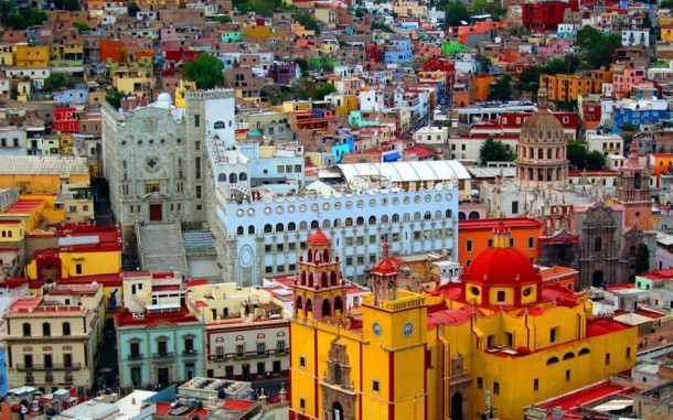 Check Out World's Most Colorful Cities 10