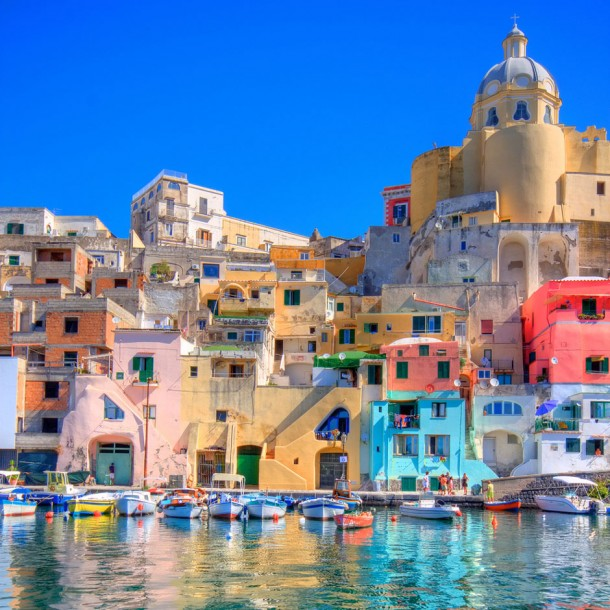 Check Out World's Most Colorful Cities 5