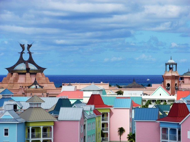 Check Out World's Most Colorful Cities