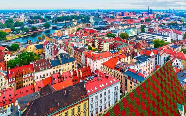 Check Out World's Most Colorful Cities 8