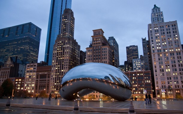 Chicago Wallpaper 2
