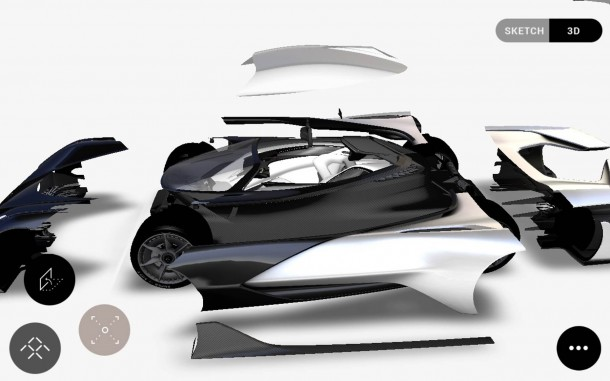 Faraday Future Unveils FFZERO1 Concept At CES 2016 4
