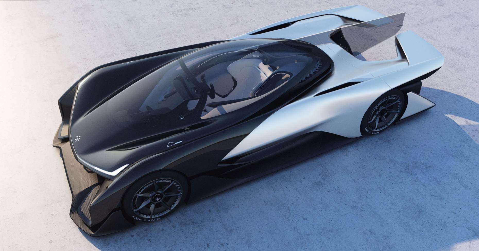 Concept Is The Future Of Electric Supercars