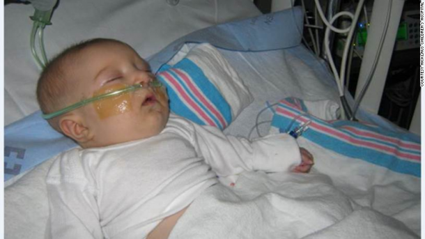Google Cardboard Just Saved A Baby's Life. Here's The Story