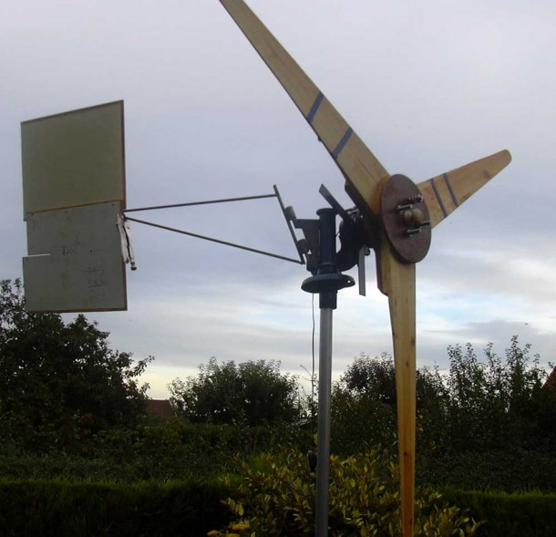 Here's How You Can Build Your Own Wind Turbine 4