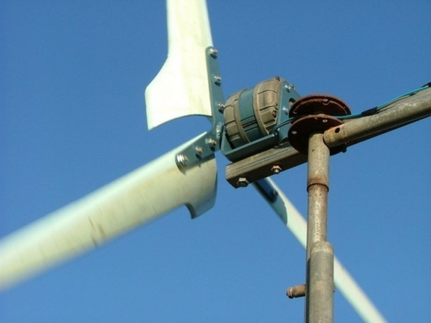 Here's How You Can Build Your Own Wind Turbine