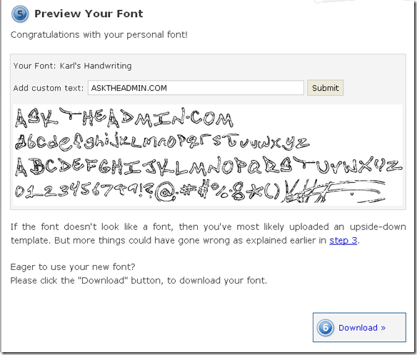 Here's How You Can Create Your Own Font 4