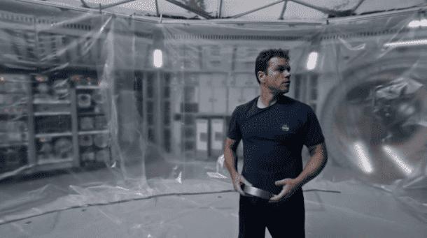 Here's How Duct Tape Saved Matt Damon's Life On Mars (10)