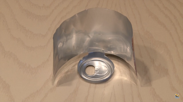 How To Boost Your Wi-Fi Signal Using An Aluminum Can 3