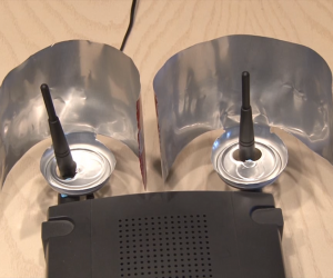 How To Boost Your Wi-Fi Signal Using An Aluminum Can 4