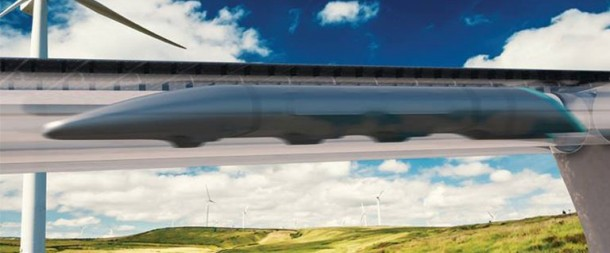 Hyperloop Transportation Technologies Is Going To Russia