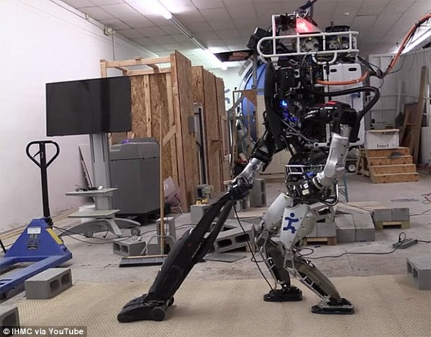 Ian The Atlas Robot Can Now Help You With Home Chores