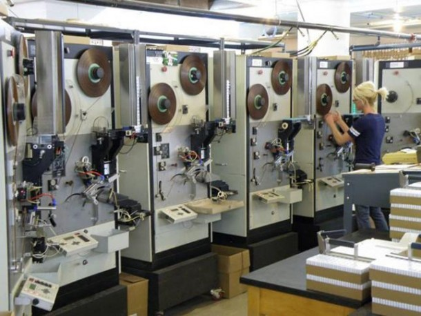 Last Audio Cassette Manufacture in America Says Business Is Booming 2