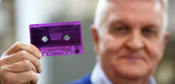 Last Audio Cassette Manufacture in America Says Business Is Booming