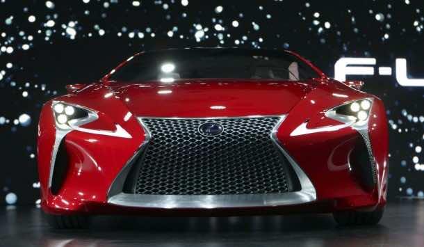 Lexus Has Revealed The Latest Luxury Car – LC 500 Coupe 3