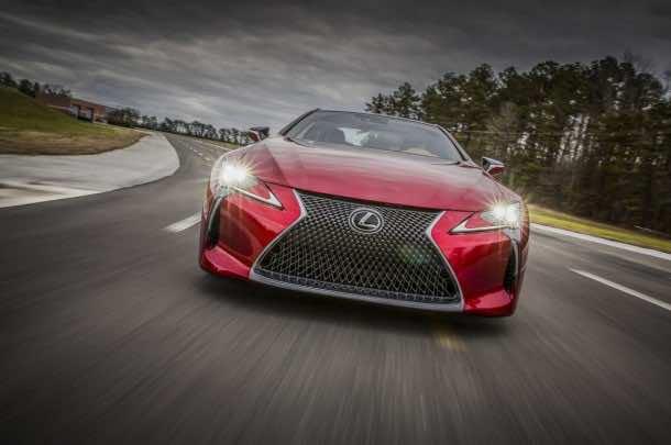 Lexus Has Revealed The Latest Luxury Car – LC 500 Coupe 4