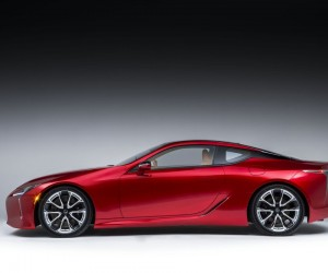 Lexus Has Revealed The Latest Luxury Car – LC 500 Coupe 5