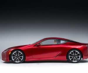 Lexus Has Revealed The Latest Luxury Car – LC 500 Coupe 5