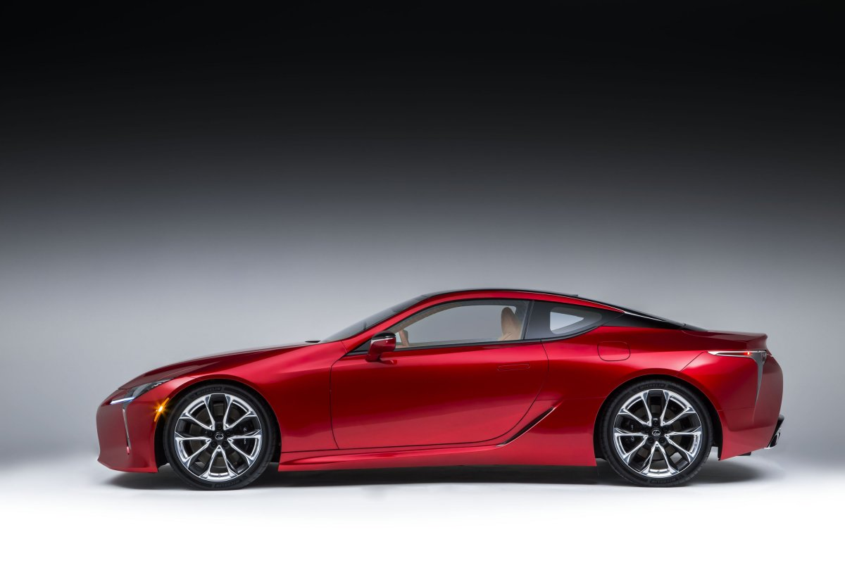 LC 500 Coupe Is The Latest Luxury Offering By Lexus