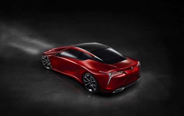 Lexus Has Revealed The Latest Luxury Car – LC 500 Coupe 7