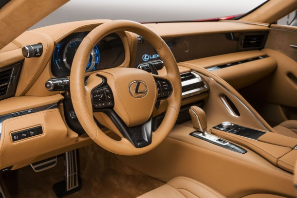 Lexus Has Revealed The Latest Luxury Car – LC 500 Coupe 8