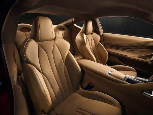 Lexus Has Revealed The Latest Luxury Car – LC 500 Coupe 9