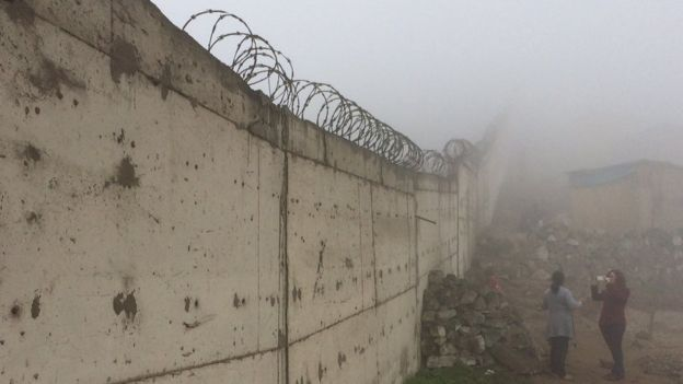 Lima's wall of shame