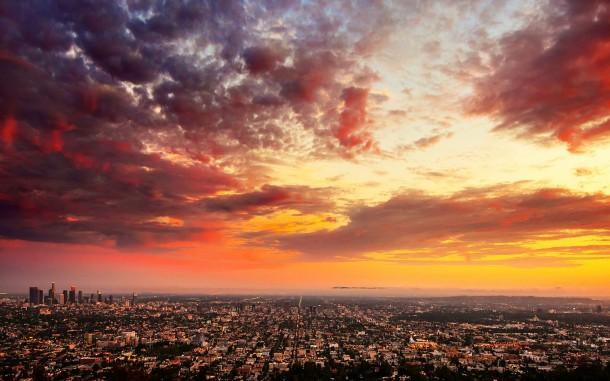 Los Angeles Wallpaper 1