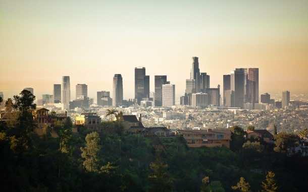 Los Angeles Wallpaper 11
