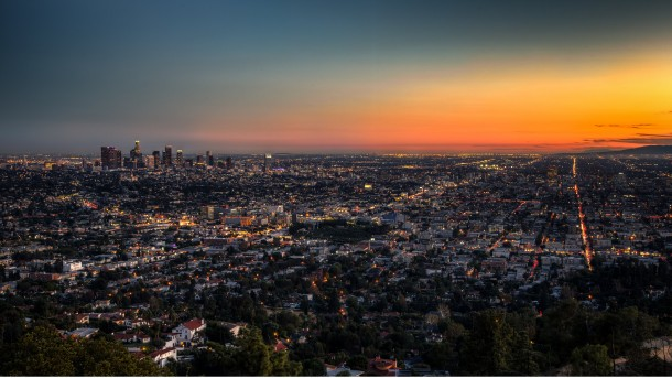 Los Angeles Wallpaper 3