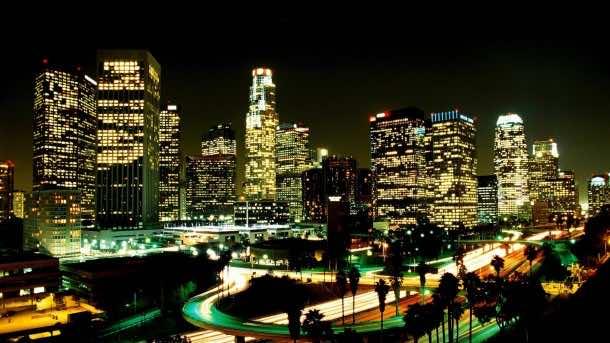 Los Angeles Wallpaper 33