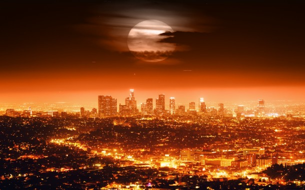 Los Angeles Wallpaper 6