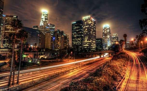 Los Angeles Wallpaper 8