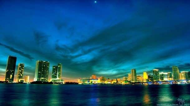 Miami wallpaper 18