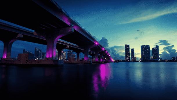 Miami wallpaper 6