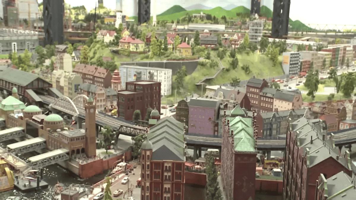 Miniatur Wunderland Street view4