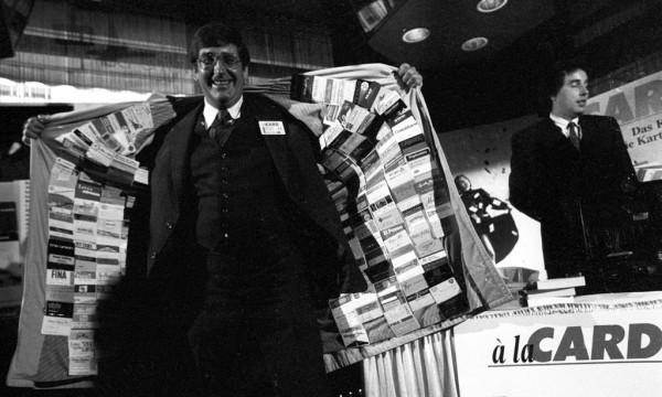 Mr. Plastic Fantastic Owns 1,497 Valid Credit Cards 2