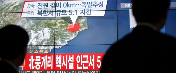 North Korea Claims To Have Successfully Tested A Hydrogen Bomb 2