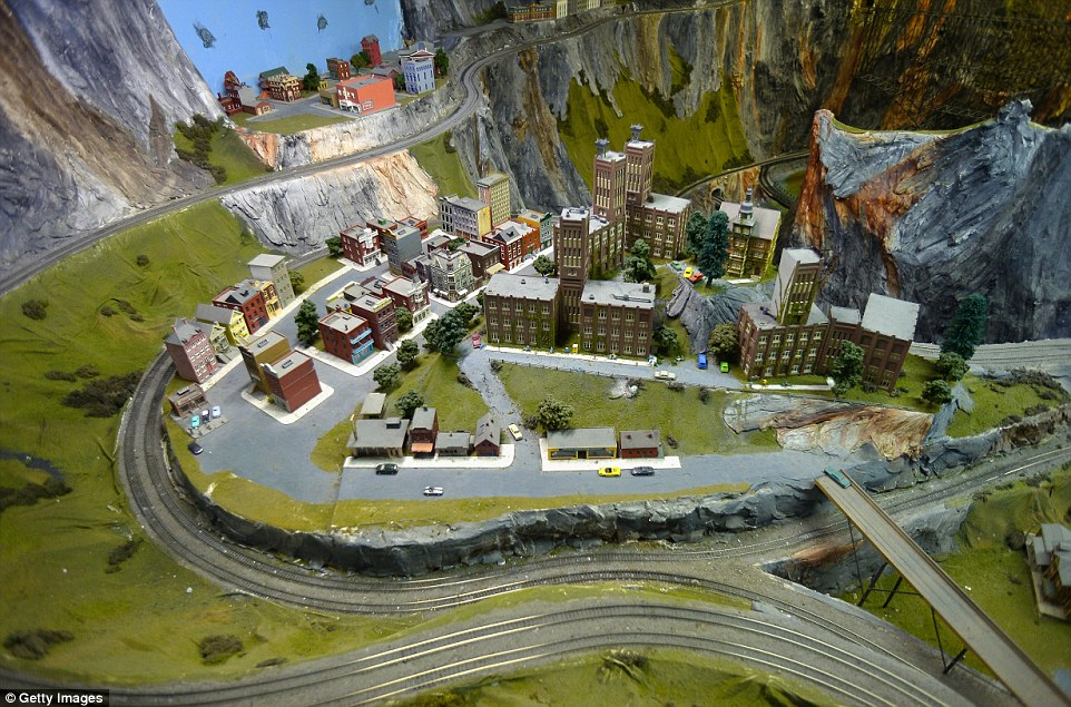 Northlandz World largest train model4