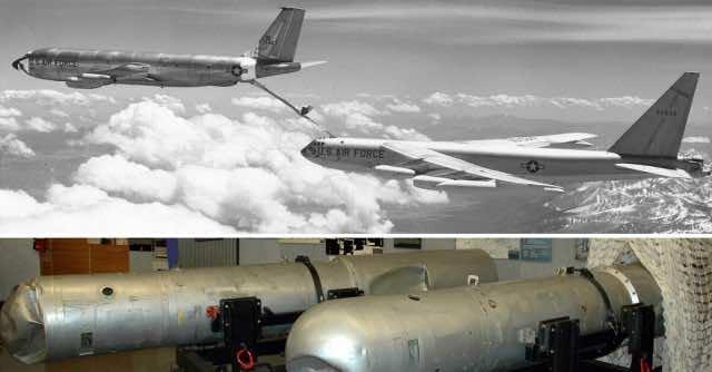 Nuclear bomb spain