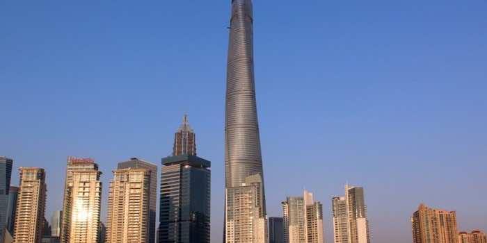 Shanghai Tower2
