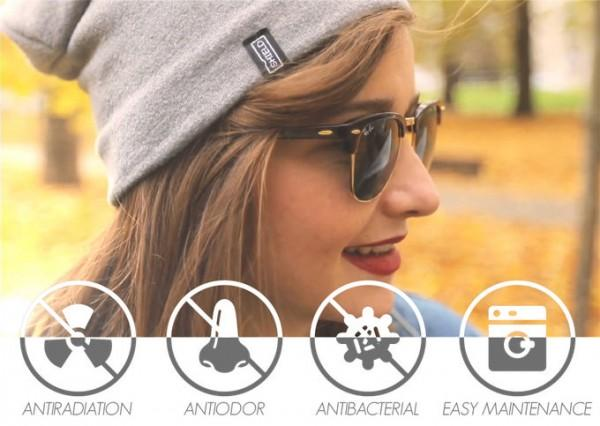 Shield Apparel Has Headwear That Will Protect You From Electromagnetic Waves 2