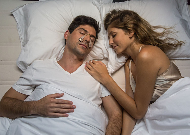 Smart Gadget Cancels Out The Noise Of Your Partner Snoring